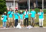 青年女性委員会「清掃ボランティア」
