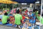 渋川へそ祭りボランティア