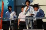 連合議員団と街頭宣伝活動6月1日(金) 高崎駅